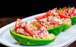 O abacate é muito versátil em questões culinárias (foto IMEO)