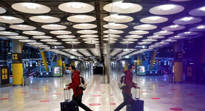 Espanha mantém restrições de viagens do Brasil até março