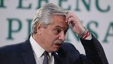 Presidente argentino anuncia teste positivo para covid-19 após vacina