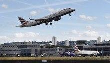Brasil engrossa a lista e proíbe voos com origem no Reino Unido