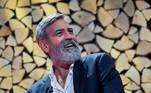 George Clooney es un hombre que siempre cuida mucho su barba.EFE/EPA/KIMMO BRANDT