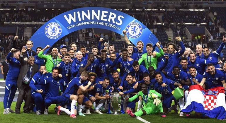 Chelsea se reinventou em 5 meses para faturar principal competição de clubes