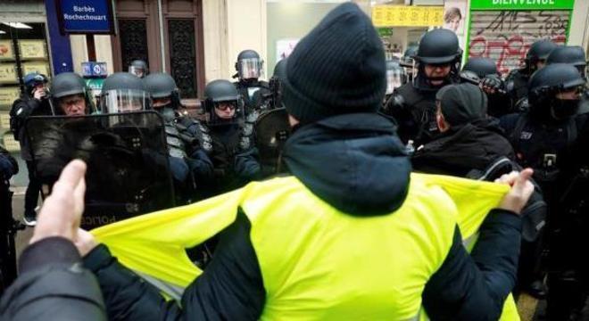 Cerca de 140 manifestações foram convocadas por toda a França