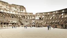 Itália vai reconstruir com madeira a arena dos gladiadores do Coliseu