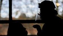 Médico italiano vacinado contra covid há 6 dias testa positivo