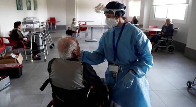 Espanha é o segundo país em número de casos de covid-19 no mundo
