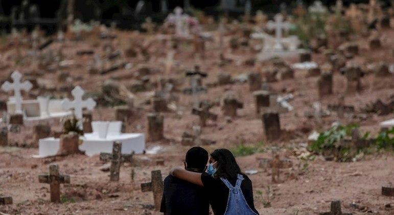 Quase 90% dos brasileiros consideram grave ou muito grave a situação atual da pandemia