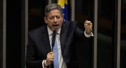 Na imagem, presidente Arthur Lira (PP-AL)
