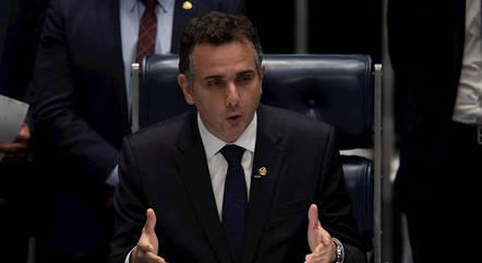 Pacheco diz que Congresso deve CMO ao Brasil