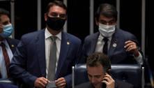 Bolsonaro ligou para Rodrigo Pacheco após vitória no Senado