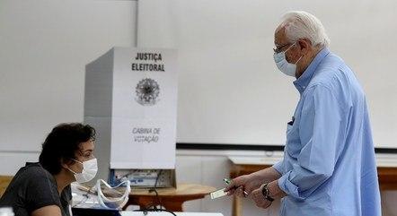 Voto impresso é apoiado por 58% dos eleitores