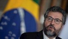 Na mira da CPI, Araújo diz que sua atuação 'não foi empecilho'