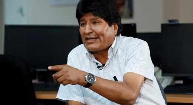 Evo Morales renunciou à presidência da Bolívia em 10 de novembro