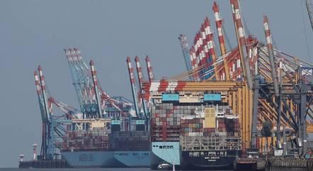 China foi destino de 35% das exportações em março