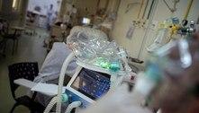 São Paulo anuncia chegada de kit intubação para quase 10 mil leitos