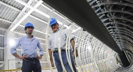 Confiança da indústria está nos 104,2 pontos
