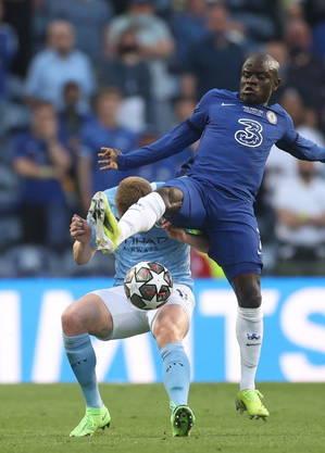 N´Golo Kanté, o destaque individual do Chelsea na temporada