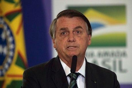 Bolsonaro pede para Congresso aprovar seus projetos