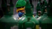 Sobe para 115 o número de cidades de SP com risco de falta de oxigênio