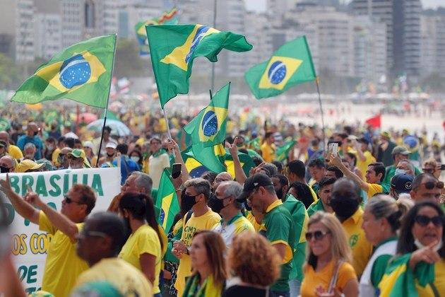 Imprensa internacional repercute protestos do 7 de Setembro - Notícias - R7  Brasília