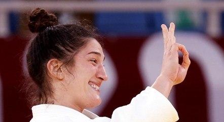 Mayra se tornou recordista de medalhas olímpicas