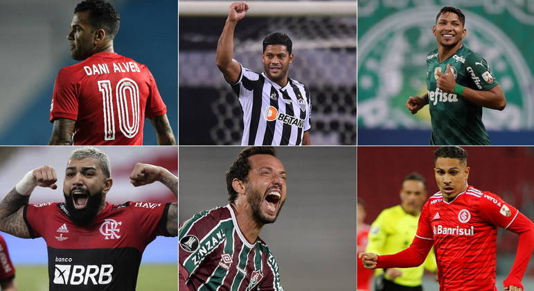 Brasileiros não terão vida fácil nas oitavas de final da Libertadores