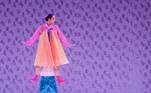 Taipei (Taiwan).- South Korean performers rehearse a 'North Korea Dance' by Eun-Me Ahn in front of a purple-violet wall during the Taipei Arts Festival in Taipei, Taiwan, 23 August 2019 (reissued 20 May 2020). Situated between the hues of red and blue, the color purple is widely considered both energetic and relaxing. Because of its rarity in nature and historic use by royals and high-ranked priests, purple still conjures connotations of luxury, regality, wealth and power. (Corea del Sur) EFE/EPA/RITCHIE B. TONGO ATTENTION: This Image is part of a PHOTO SET