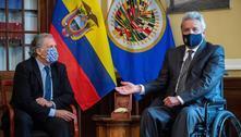 Avião de presidente do Equador faz pouso de emergência