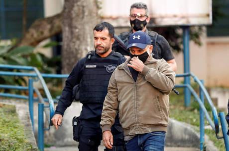 Fabrício Queiroz está preso em Bangu 8