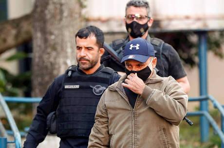 Queiroz está em prisão domiciliar desde o início de julho