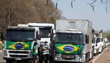 Doria promete usar força policial se caminhoneiros fecharem estradas