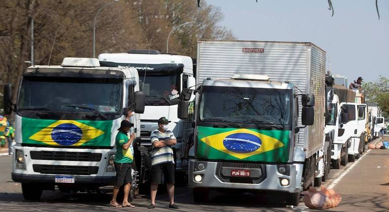 Governo federal está mobilizado para encerrar bloqueios