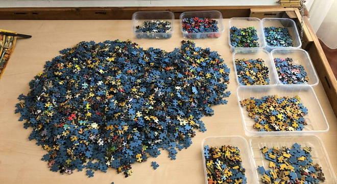 Indústria de quebra-cabeças teve que contratar na Espanha devido à alta demanda