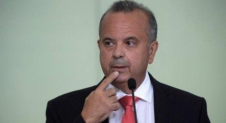 Na imagem, ministro Rogério Marinho