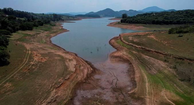 Reservatório paulista atinge o menor volume de água útil desde março de 2016