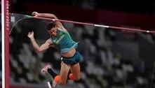 Campeão no Rio, Thiago Braz ganha o bronze no salto com vara