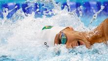 Guilherme Costa termina em 8º na final dos 800m livre na natação