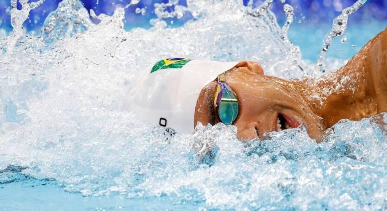 Guilherme Costa fez ótimo papel em Tóquio e disputou uma final olímpica