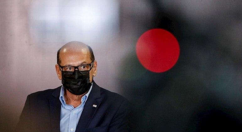 Dimas Covas espera rapidez da Anvisa em autorização para início de uso do soro anti-covid