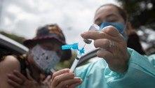 Covid: 70% dos brasileiros não fazem questão de escolher vacina