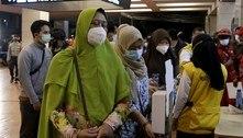 Indonésia: Avião levava 40 adultos, dez crianças e 12 tripulantes