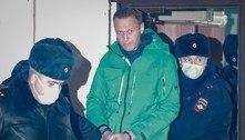 Justiça russa impõe 30 dias de prisão preventiva a Navalny