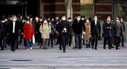 Japão cresceu 12,7% no último trimestre de 2020