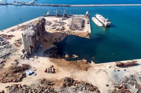 Explosão em porto deixou 191 mortos