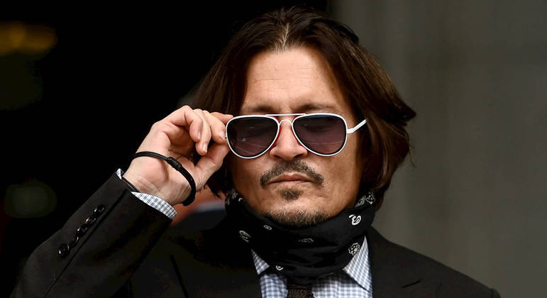 Johnny Depp tem recurso negado por Justiça britânica