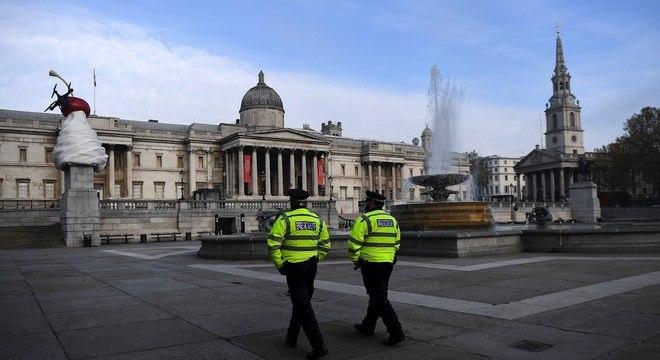 Reino Unido registra aumento de casos na última semana