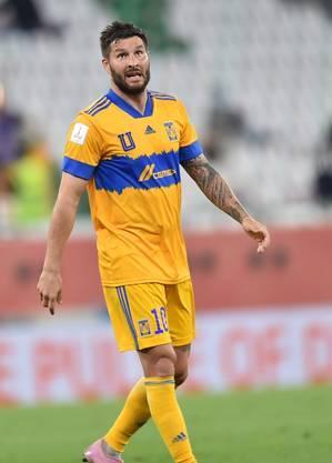 Gignac tem três gols no Mundial