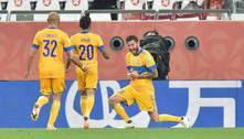 Nervosismo fez o futebol do Palmeiras sumir na eliminação