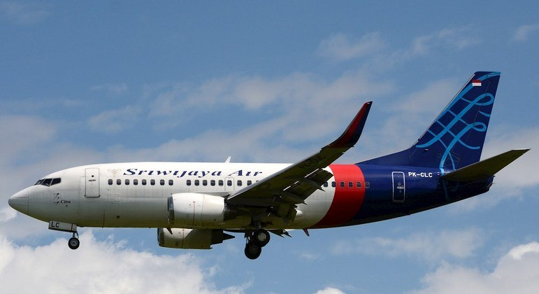 Aeronave estava na frota da companhia indonésia desde 2012