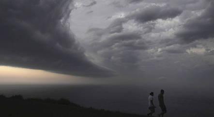 Virada do Ano será com muita chuva em SP